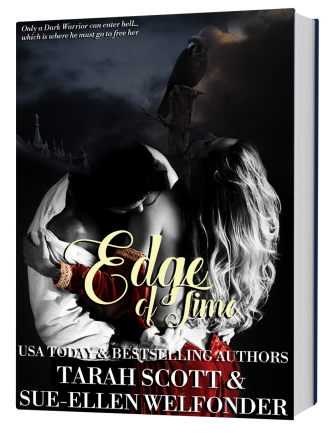 Edge of Time by Tarah Scott and Sue-Ellen Welfonder